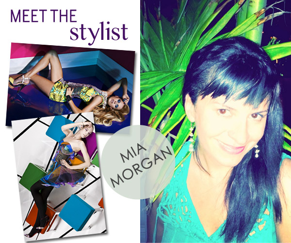 Meet the Stylist - Mia Morgan