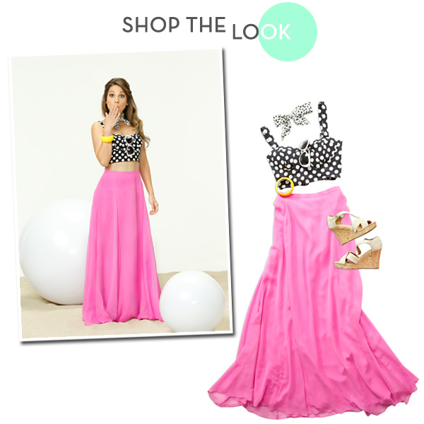 Shop The Look - Disney's Teen Beach