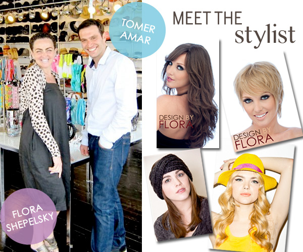 Meet the Stylist - Flora & Tomer