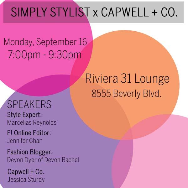 Capwell Invite