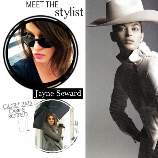 Jayne Seward