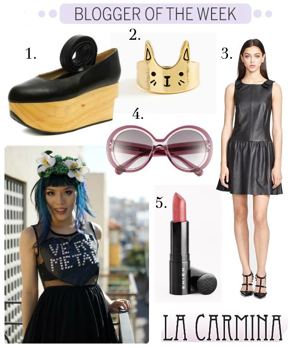 La Carmina_Simply_Stylist_Blogger_Week
