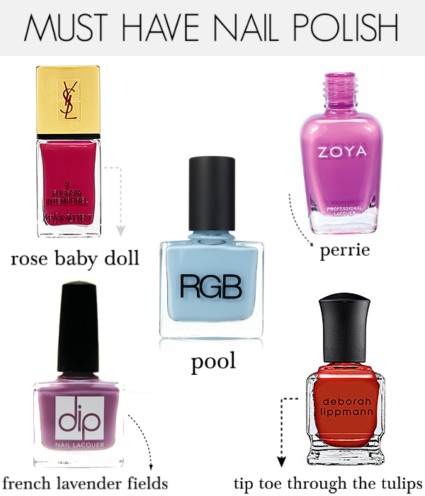 Simply_Stylist_Must Have_Nail Polish