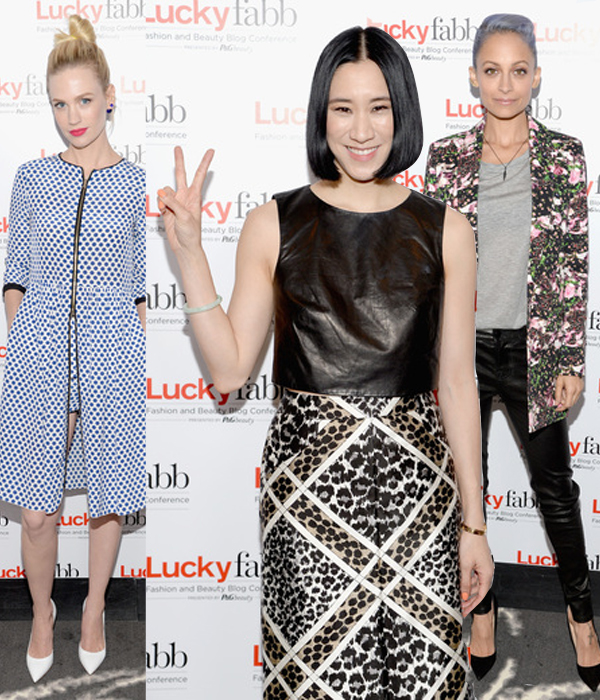 Simply Stylist_LuckyFabb_Nicole Richie_Eva Chen_January Jones_2014