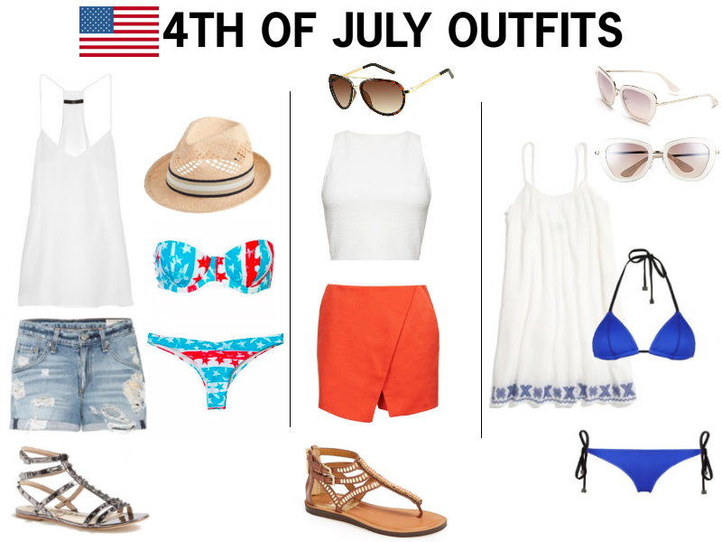 Simply Stylist_4th of July Outfits