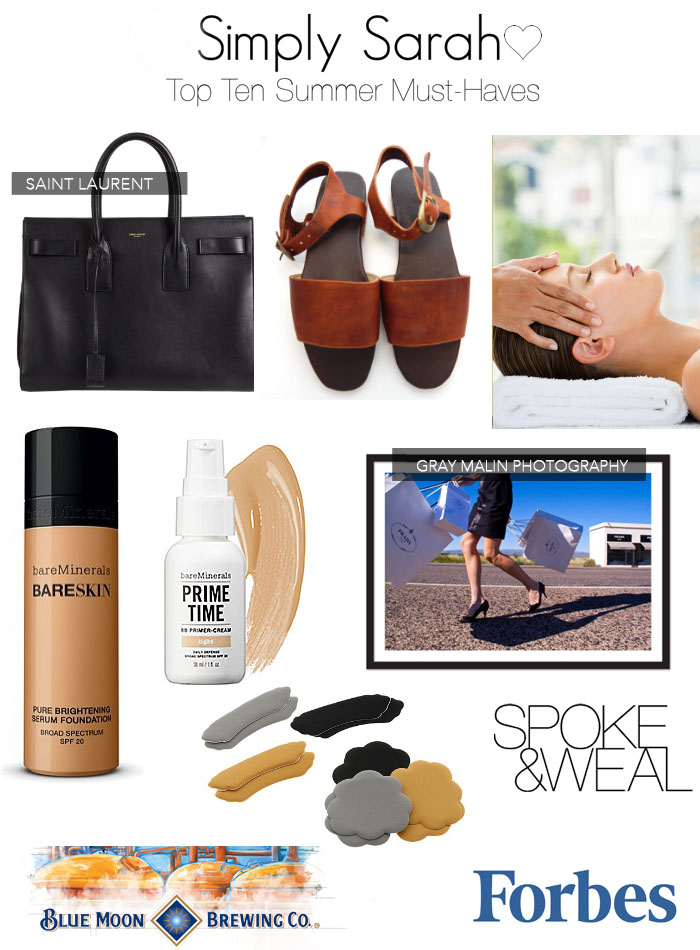 Simply Stylist_Sarah Boyd_Summer Must Haves