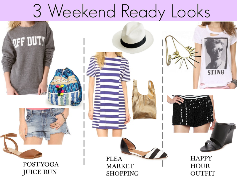 Weekend Looks_Simply Stylist