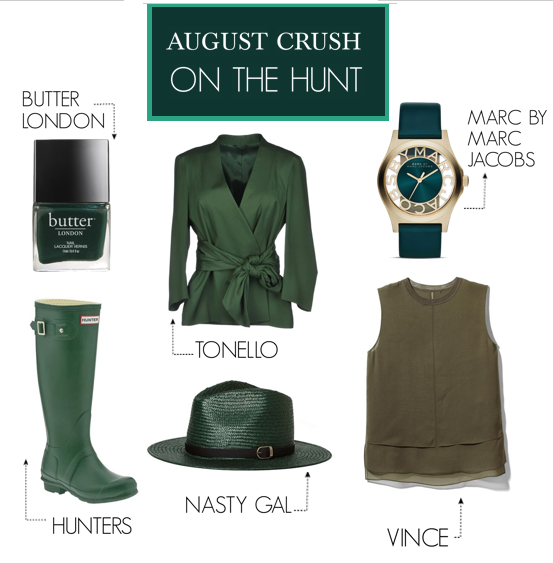 August Color Crush