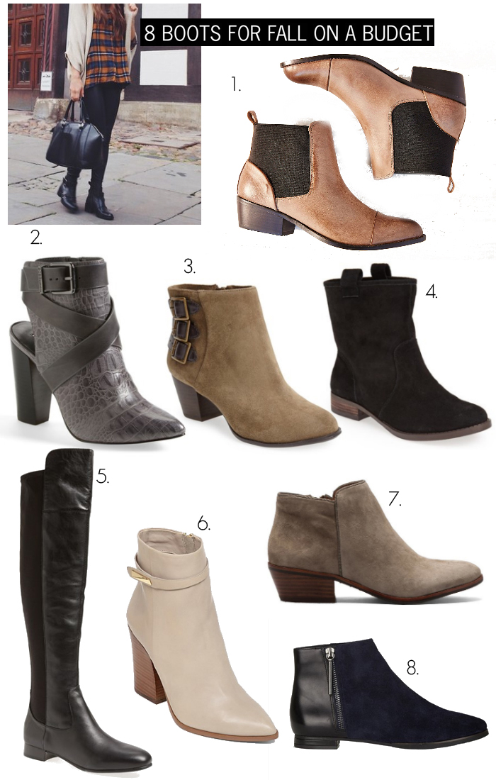 boots, fall, trend, budget