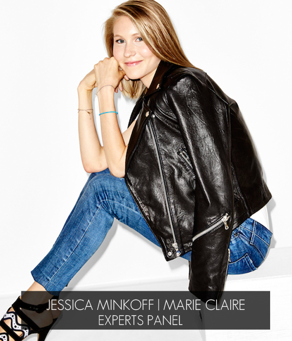 jessica minkoff, marie claire