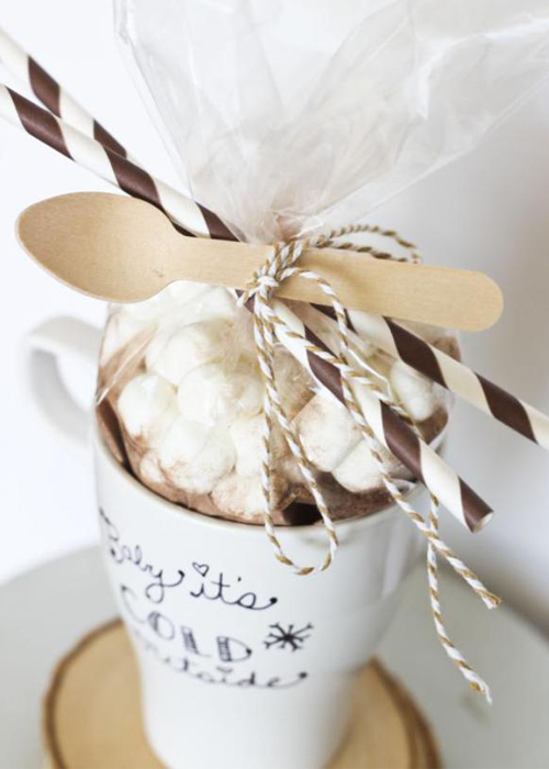 Hot Coco, Gift, DIY