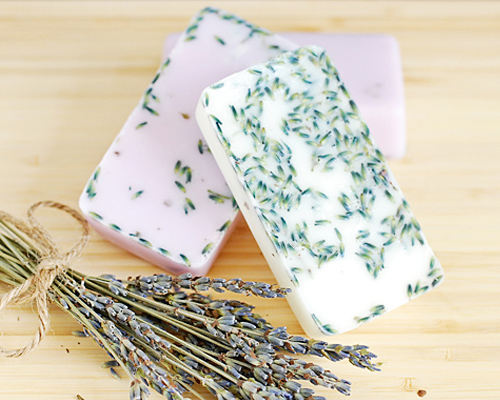 lavendar, soap, bars, handmade
