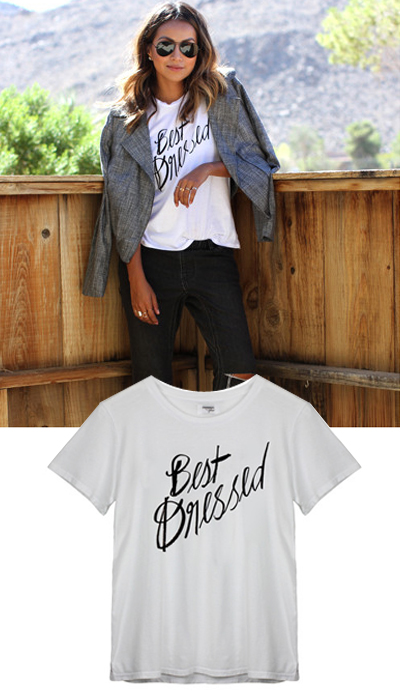 Sincerely Jules_best dressed_tshirts