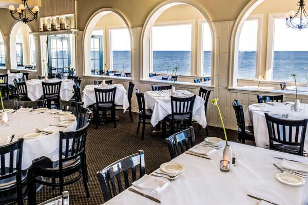 Ocean front_restaurant_cape cod