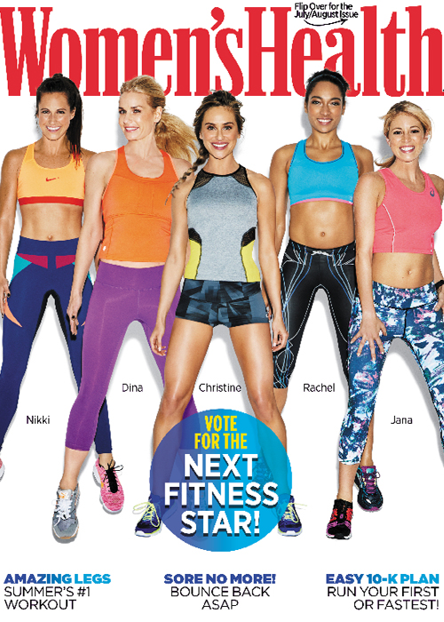 christine bullock_fitness star