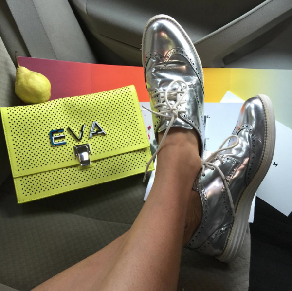 Eva Chen_Fashion Week_Instagram