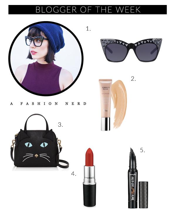fashion nerd_blogger_of the week