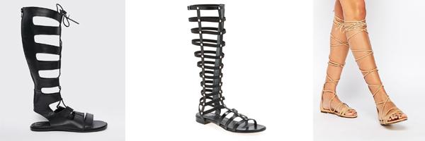gladiator sandals_trend