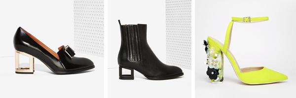 sculpture heels_ trend