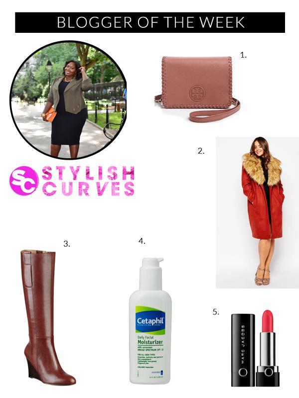 stylish curves_blogger_of the_week