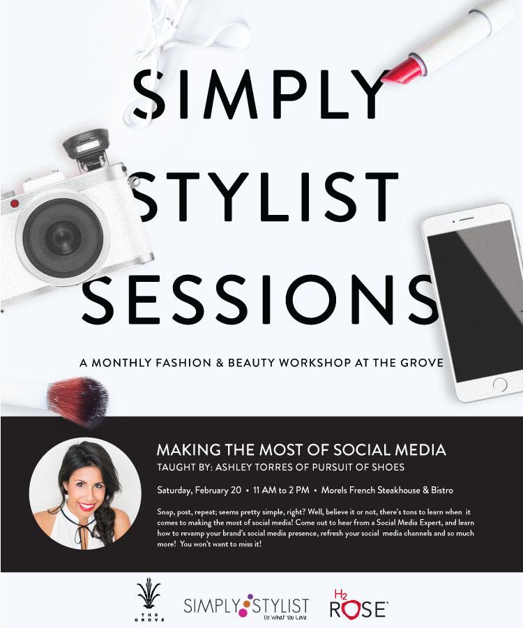 Social Media Session