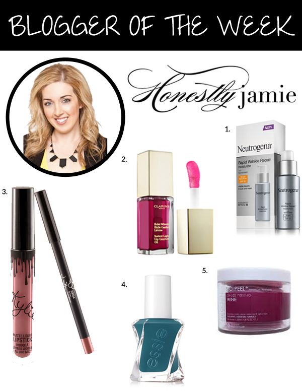 Jamie Stone_Blogger of the Week
