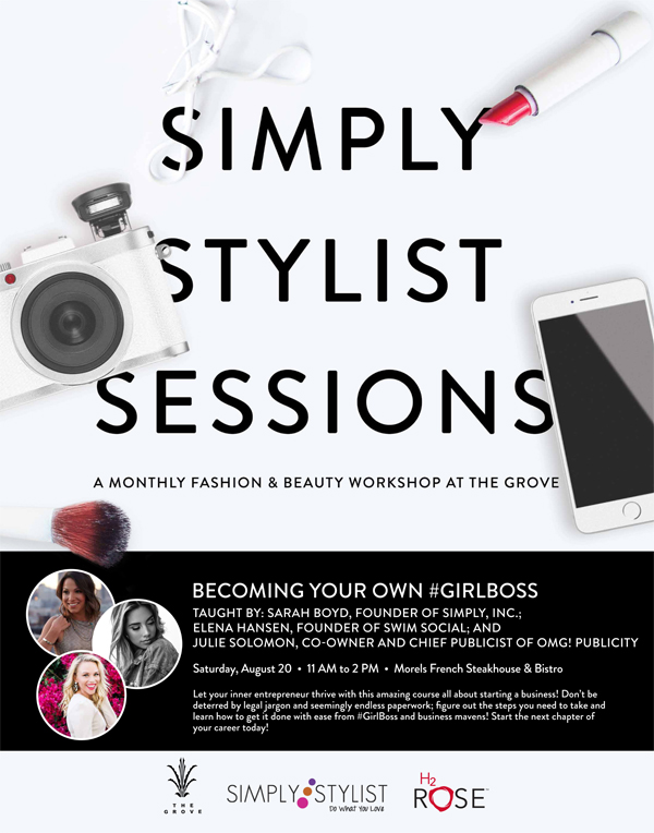 Simply Stylist Sessions_Becoming Your Own Girl Boss