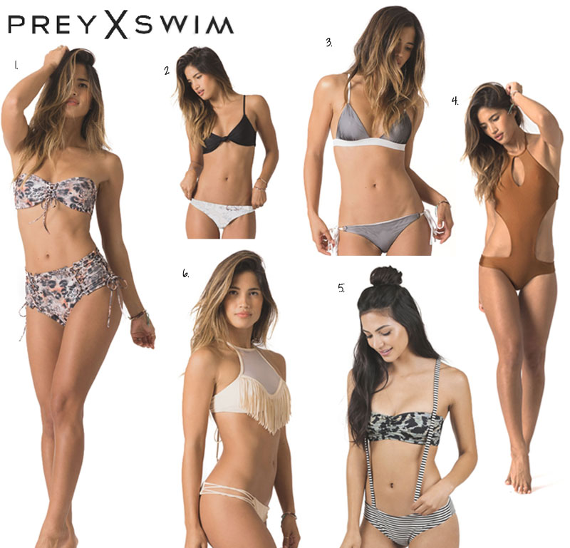 Prey Swim