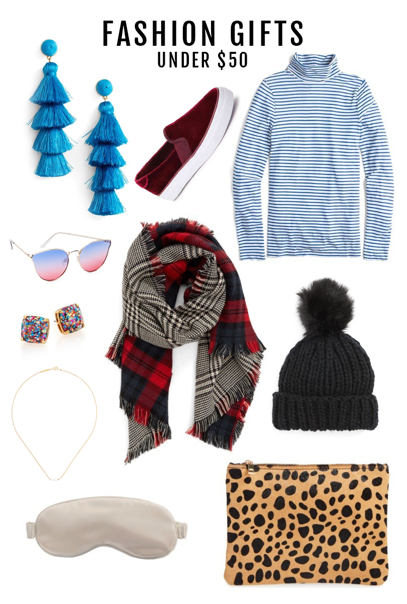 Baublebar  earrings  | Mix. No. 6  shoes  | J. Crew  turtleneck  Quay  sunglasses  | B.P.  scarf  | Free People  hat  Kate Spade  earrings  | Chan Luu  necklace  Slipsilk  sleep mask  | B.P.  clutch