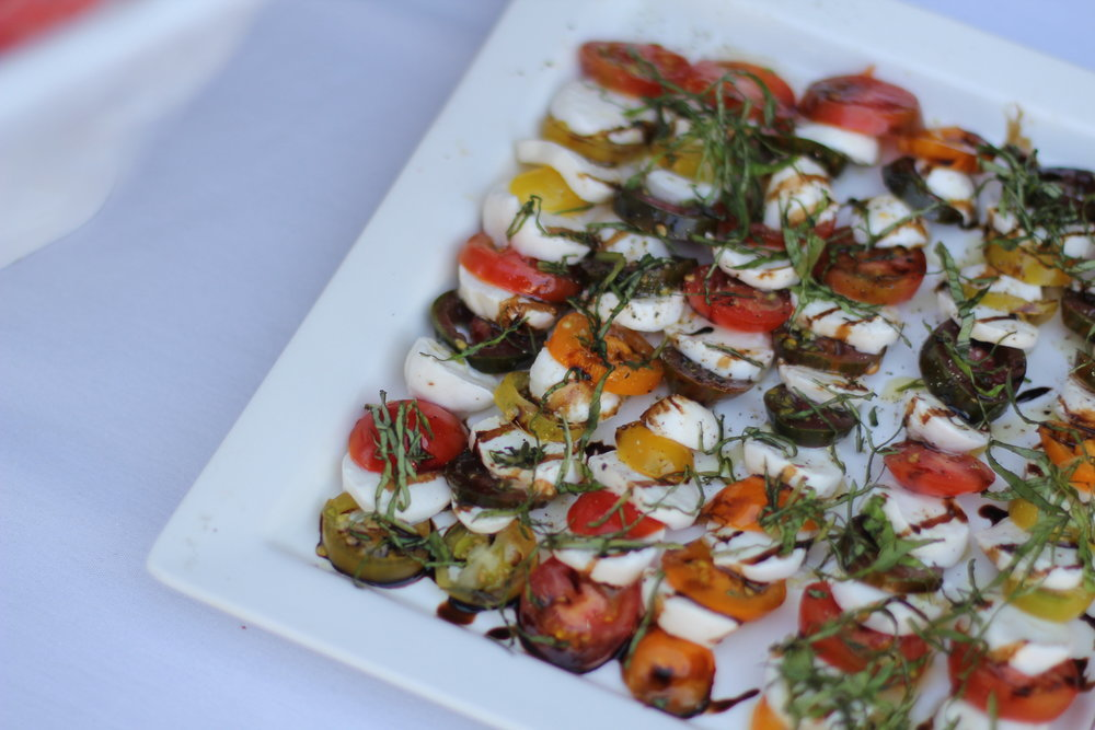 California Heirloom Caprese