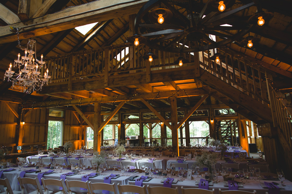 The Grand Barn At The Mohicans Celebrations By Shari