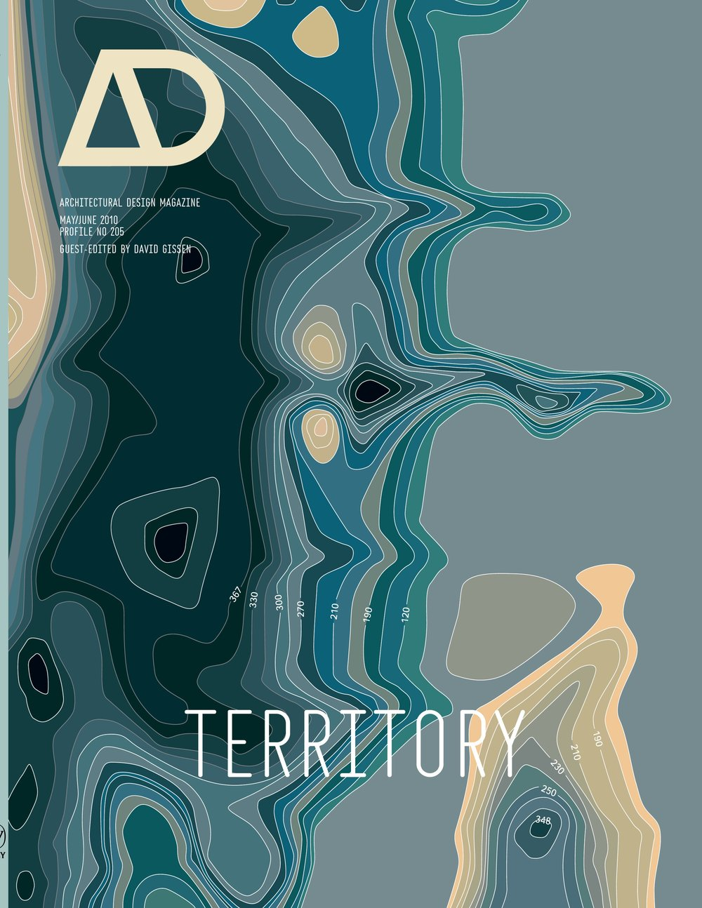 """AMPHIBIOUS TERRITORIES"" AD MAGAZINE ILA BERMAN"
