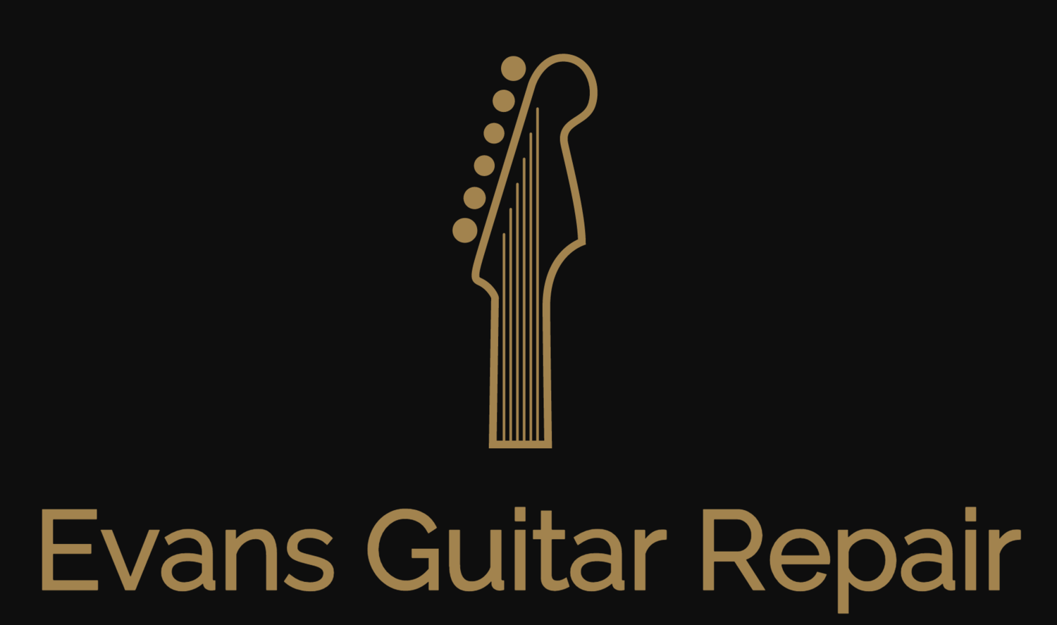 Evans Guitar Repair | Rochester, MN Luthier