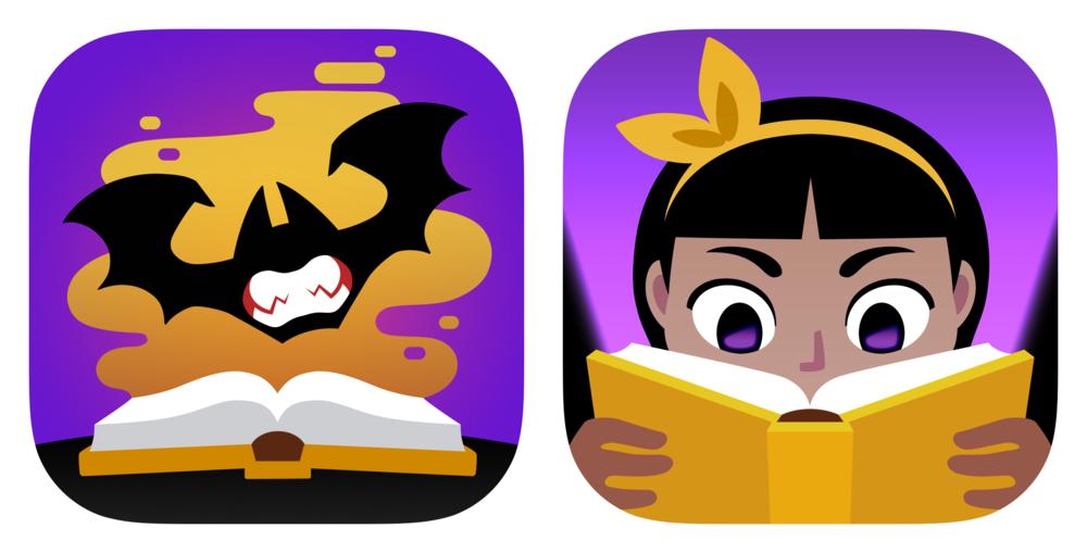Pandora's Books Icons