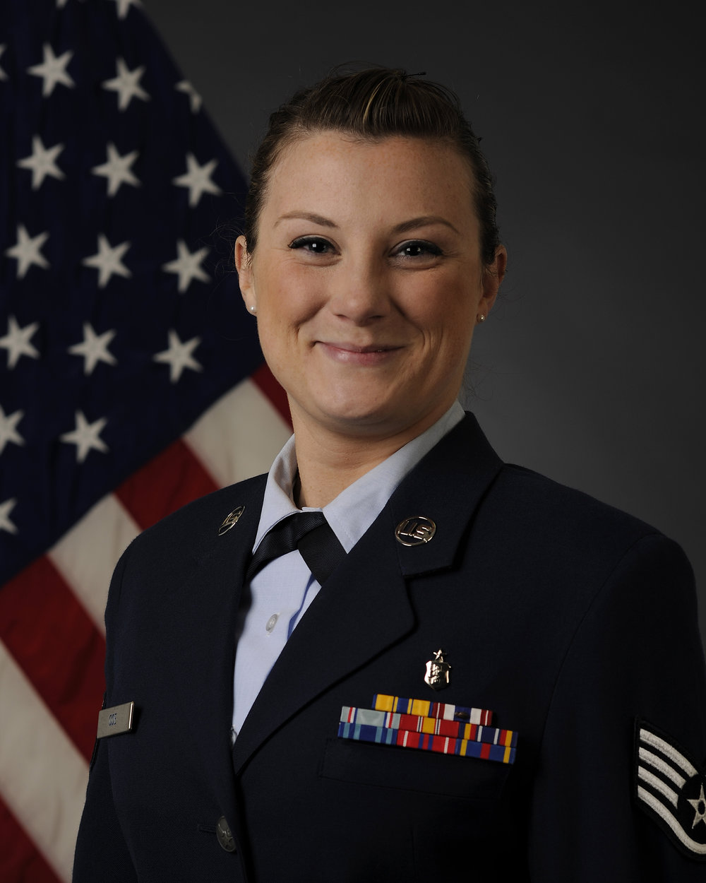 Staff Sergeant Ashley E. Coe Eielson Air Force Base 354th MDG/MDOS SSgt Coe is a paramedic with the 354th Medical Group at Eielson Air Force Base. She is recognized for her willingness to go above and beyond expectations, both on and off duty. SSgt Coe is being recommended for this honor due to her hard-charging work ethic, and also the conviction with which she commits to every act of service. She is also a quick thinker who helped save a patient's life by recognizing a stroke early on. Coe has helped her community in many ways including aiding the oversight of the Public Access Defibrillator program with 68 devices deployed, developing a medication administration course to maintain base health personnel's proficiency, and providing volunteer medical coverage for Ben Eielson High School football games. She has delivered medical training to 60 firefighters, instructed Basic Life Support (BLS) and Emergency Medical Technician (EMT) courses for the base and public, coordinated remote range support for training exercises, and provided sole medical support for bomb squads. She also volunteers for live burn training events and cold-water rescue training