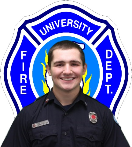 Grant Galvin     University Fire Department    Growing up in Williamsburg, Virginia, Grant Galvin was active in Boy Scouts and became an Eagle Scout. After graduating high school in Virginia, he moved to Fairbanks to join the UAF-CTC Fire Academy. He currently works for the University Fire Department, where he has eared his associates degree in paramedicine, and is currently studying for a biology degree. Galvin has been instrumental in assisting his department in bringing the EMS program to the next level. With Grant's leadership, the University Fire Department has been able to put new drugs and equipment into service, and implement policies that will make a lifesaving difference for our service area residents. After getting his degree, Galvin plans to continue his work in EMS and is thinking about joining the Air National Guard. Grant loves that each day is different from the last. The excitement of not knowing what will happen each day is part of the reason he loves EMS work. The main reason he likes firefighting though, is that he gets to help people on their worst days. He strives to make these bad days as good as possible for people in their time of need.