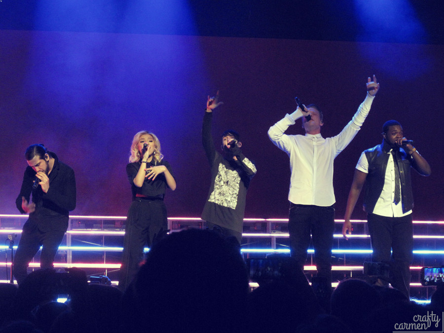 "Pentatonix ""On My Way Home"" Tour in Oakland, CA 