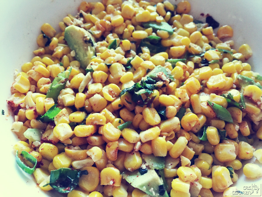 Esquites Recipe | craftycarmen