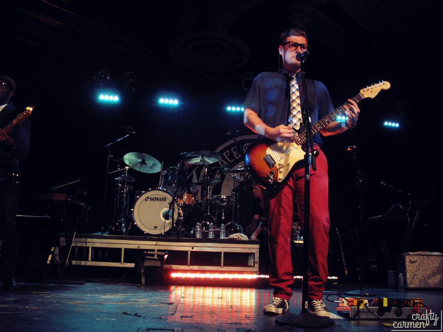 Nick Carter: All American Tour 2016 in Sacramento, CA | craftycarmen