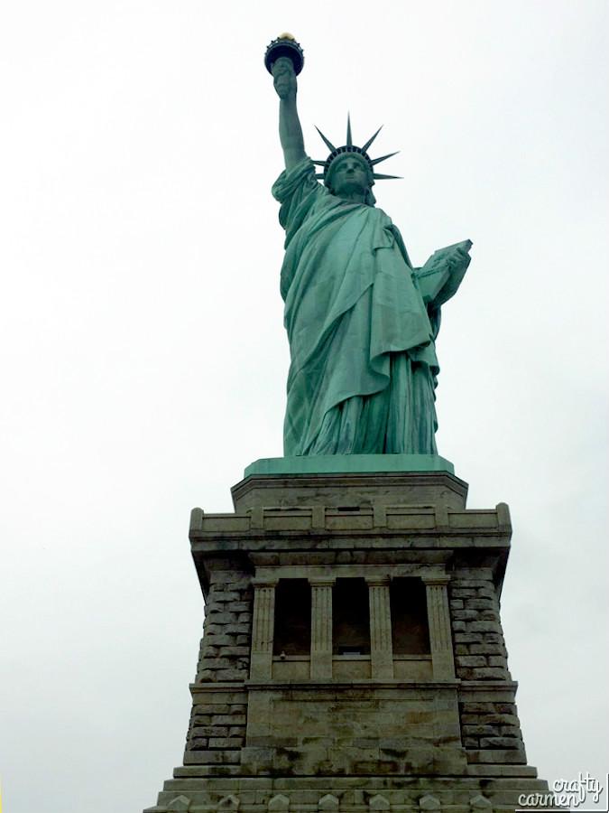 Statue of Liberty | craftycarmen