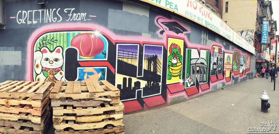 Chinatown, New York | craftycarmen