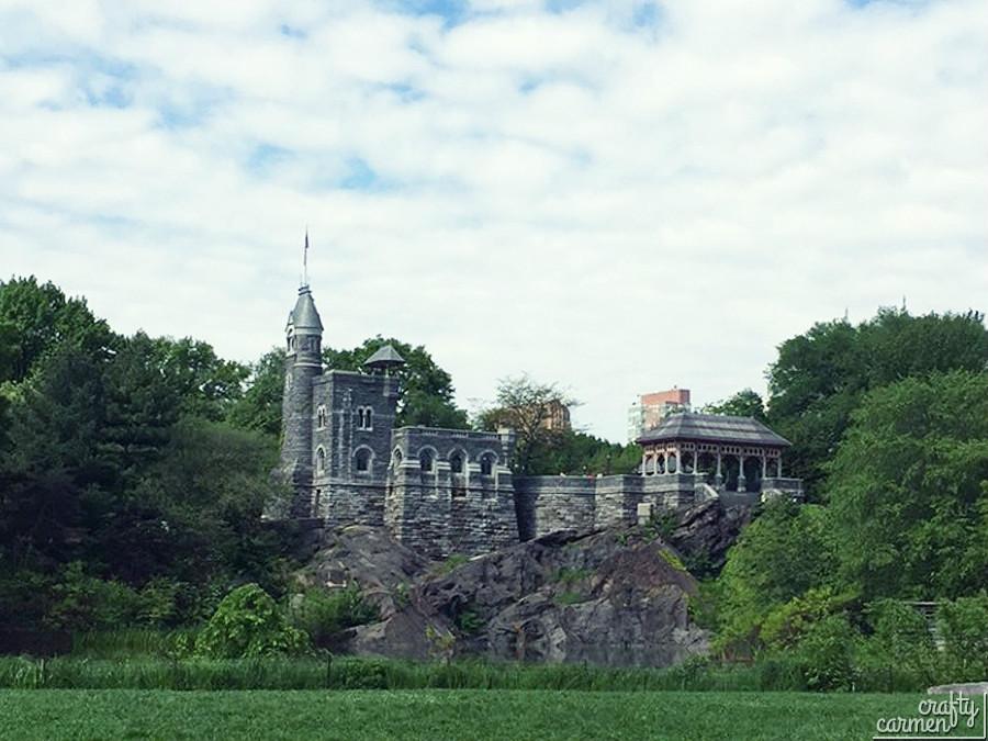 Belvedere Castle, New York | craftycarmen