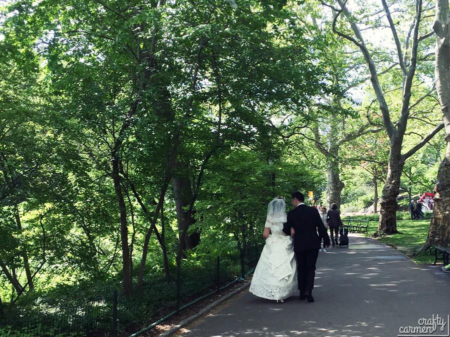 Central Park, New York | craftycarmen