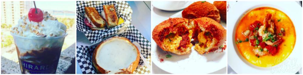 Foodie Guides: San Francisco | craftycarmen