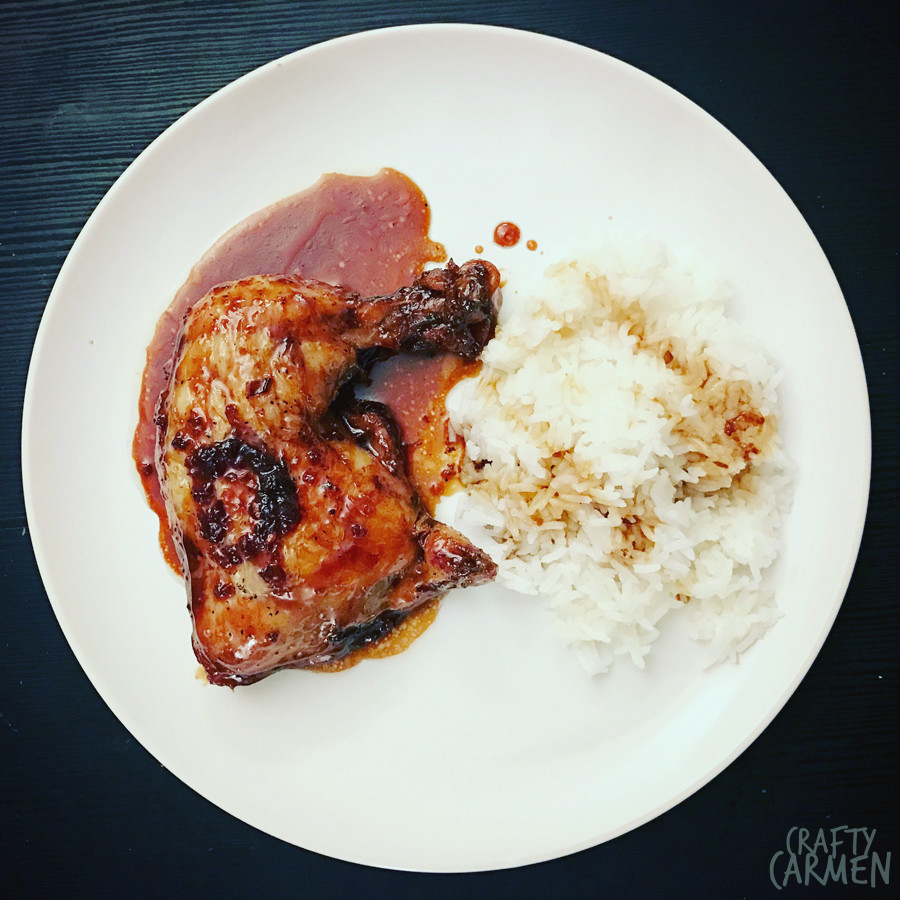 Mama Alexander's Brown Sugar Chicken | craftycarmen