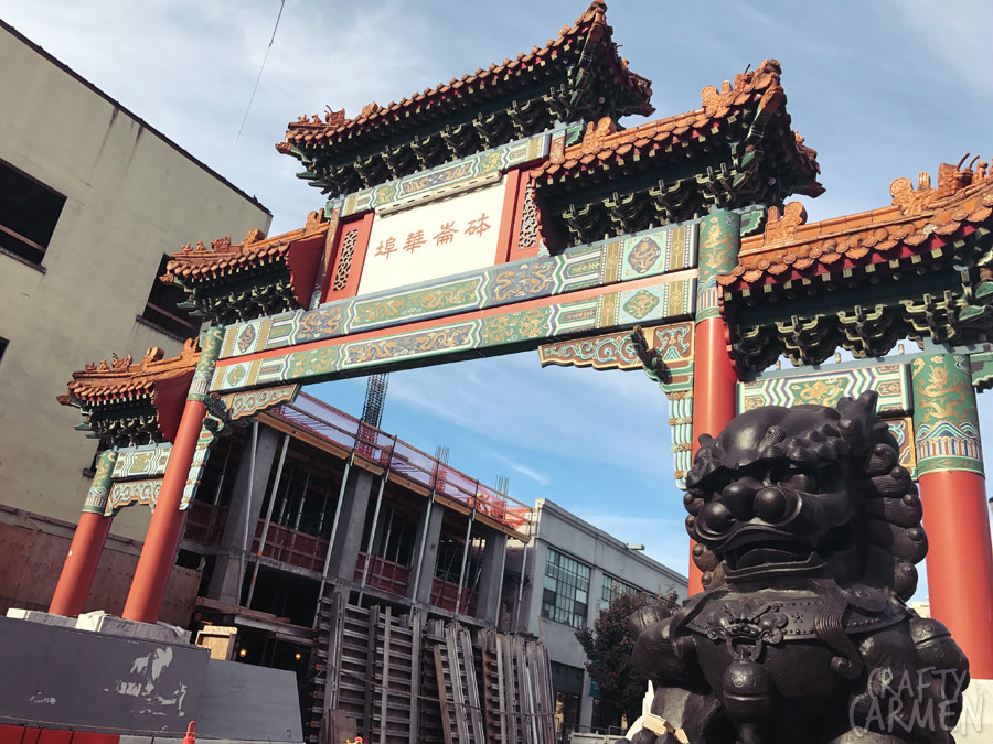 Old Town Chinatown in Portland, OR | craftycarmen