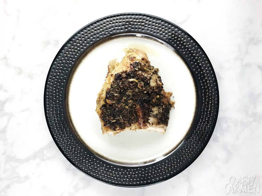 Jerk Turkey — Recipe from The Seasoned Life by Ayesha Curry | craftycarmen