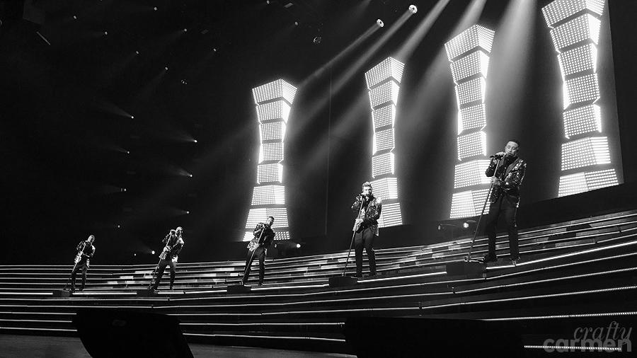 Backstreet Boys: Larger Than Life Residency in Las Vegas, NV   craftycarmen