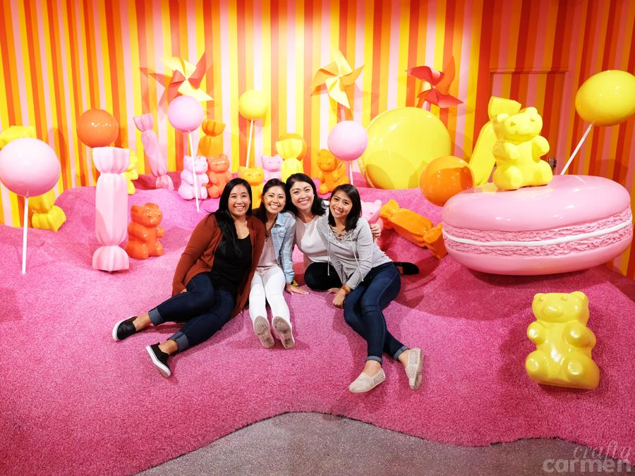 Museum of Ice Cream in San Francisco, CA | craftycarmen