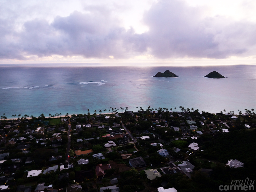 Lanikai Pillbox in Kailua, HI | craftycarmen